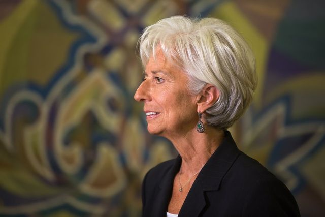 Christine Lagarde about-face on Cryptocurrencies featured image