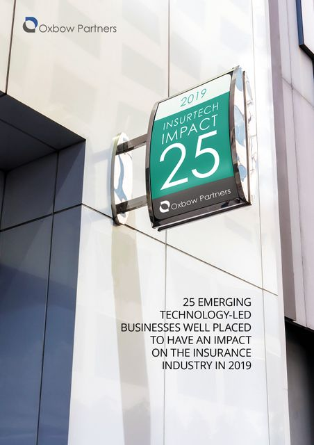 25 emerging Technology-lead businesses well placed to impact insurance industry in 2019 featured image