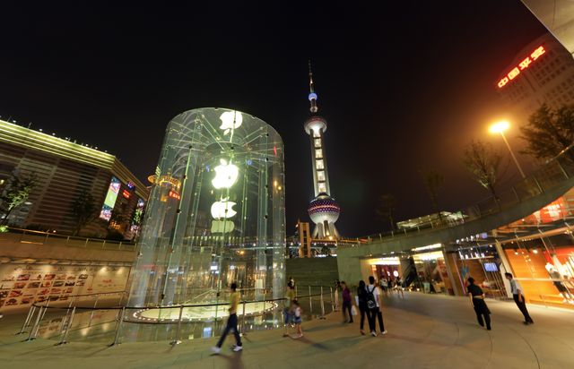 Apple Adds UnionPay, China's Largest Bankcard Network, To App Store Payment Options featured image