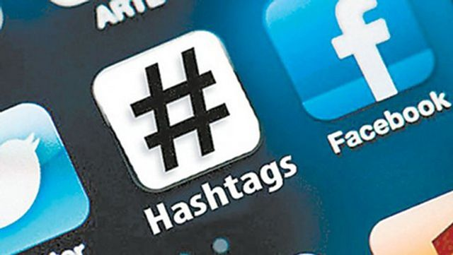 A list of top professional services marketing hashtags featured image