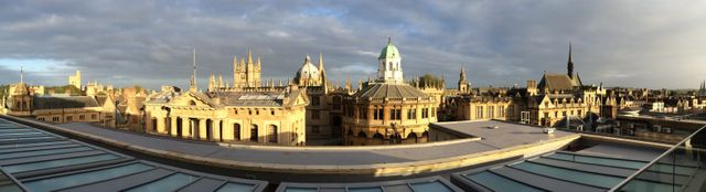 Critchleys PLaN, first event held on Oxford's Weston Library roof terrace featured image