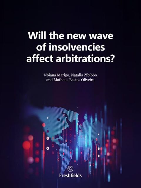 Will the new wave of insolvencies affect arbitrations? featured image