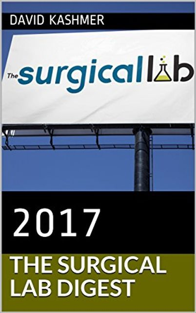 The Surgical Lab Digest 2017 Now Available featured image