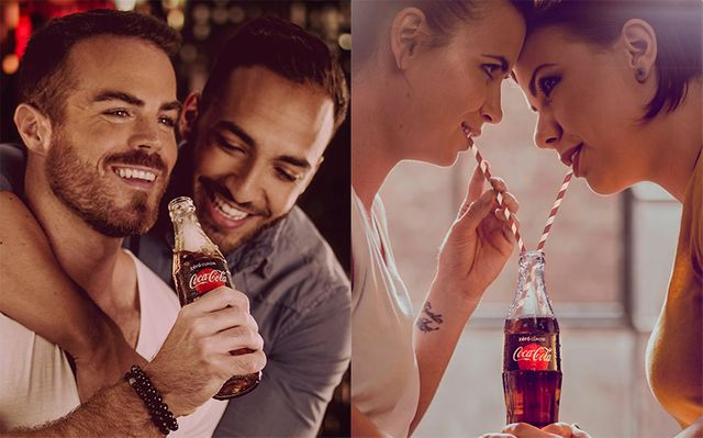 Same-sex Coca-Cola ads fall flat in Hungary featured image