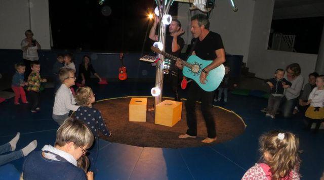 Commana. Des concerts pop' pour les bébés ! featured image
