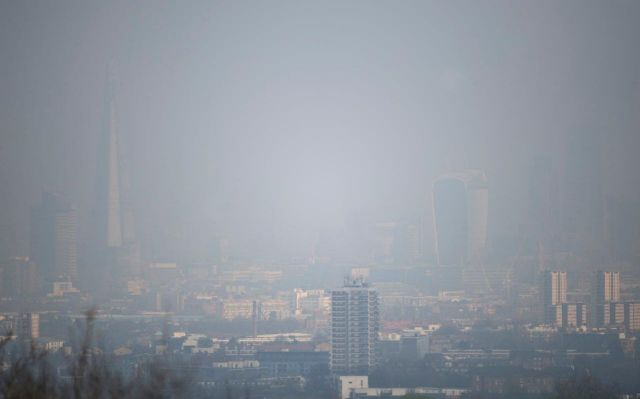 UK to account before Brussels on air quality law featured image