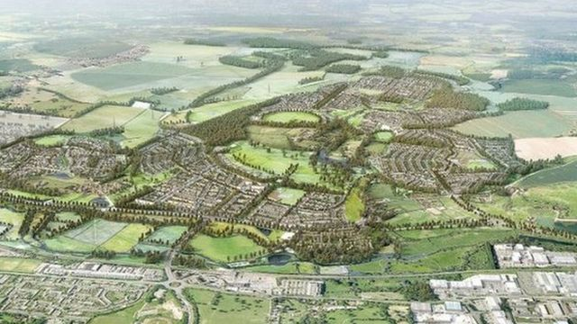 Government announces new Garden villages featured image