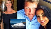 Ex-wife is to claim £150m in divorce after her husband leaves her for their interior designer.