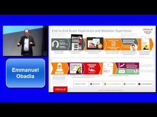 Oracle's three steps to modern technology marketing featured image
