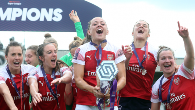 Women's Super League: Anytime, Anywhere featured image