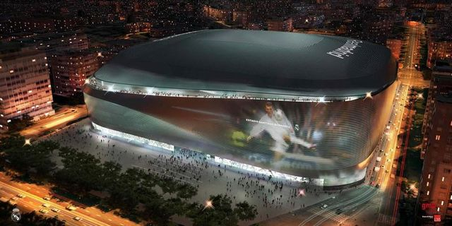 "Real Madrid to build the ""best stadium in the world?"" featured image"