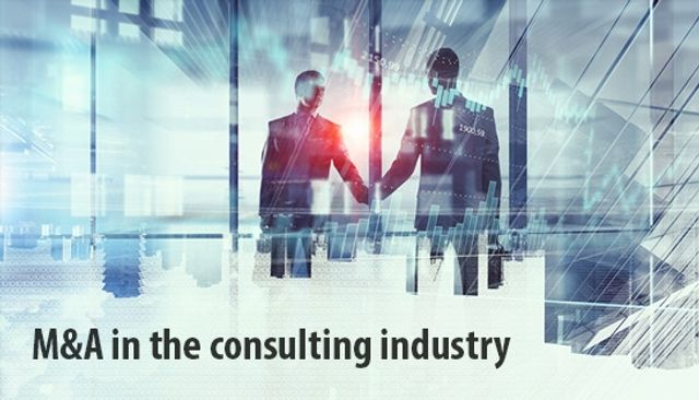 Management consulting M&A leads the way as cross sector demand stabilises featured image