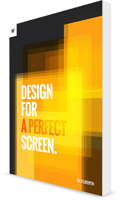 Design for a perfect screen - free ebook featured image