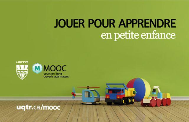 [Canada] «Jouer pour apprendre en petite enfance»: nouveau cours en ligne gratuit featured image