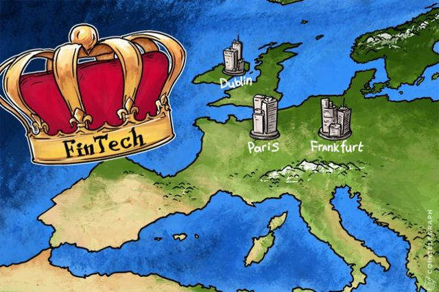 London's Fintech Crown Up For Grabs After Brexit As Dublin, Paris, Frankfurt Cajole Bankers featured image