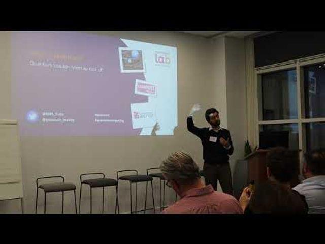 Quantum London video series - Christian Mastrodonato featured image