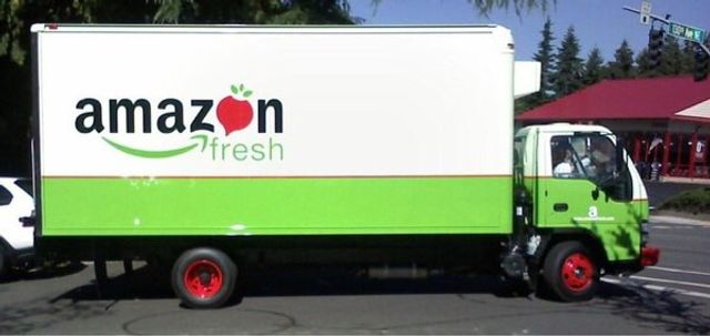 Report: Amazon captures 30% of online grocery spending featured image