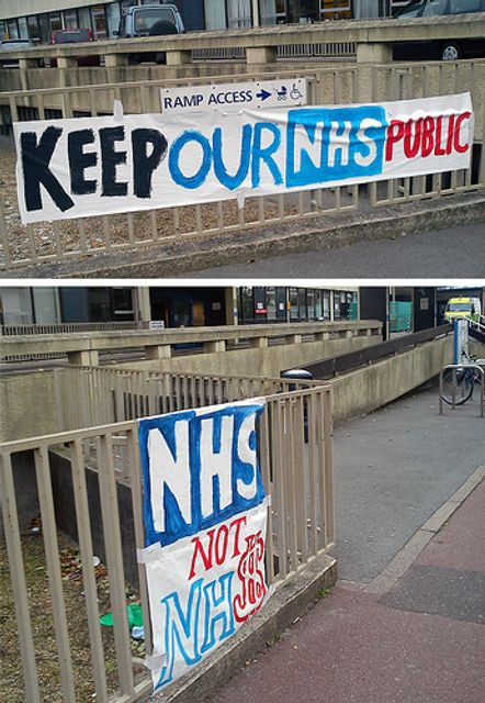 #saveourNHS featured image