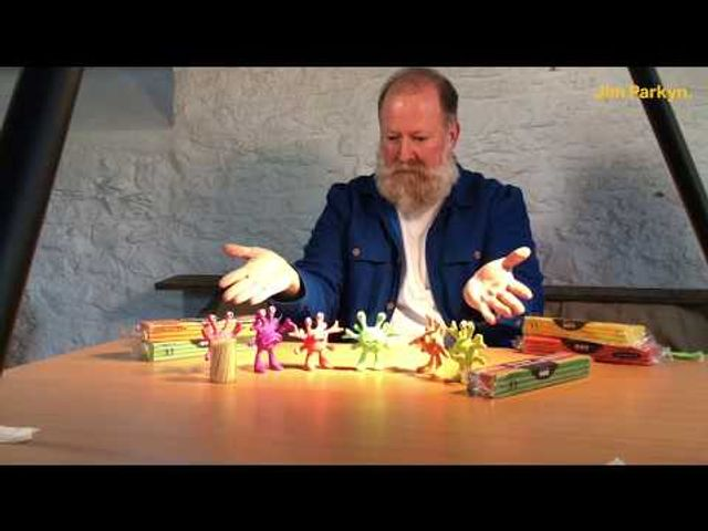 Make fun clay characters with Jim Parkyn featured image