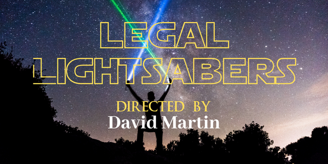 Legal Lightsabers featured image