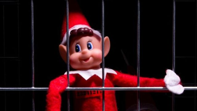 Poundland's naughty elf put back on the shelf featured image