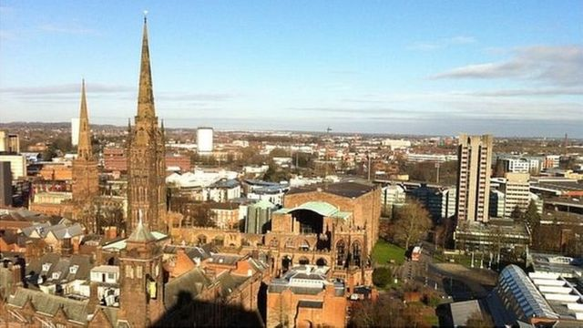 Coventry and Warwickshire -  great for business featured image