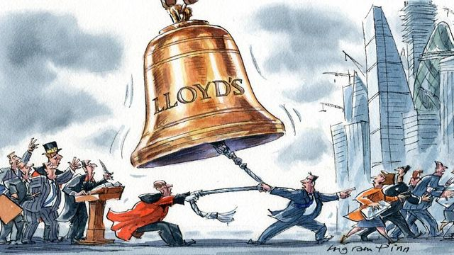 Lloyd's of London needs a sound policy for its future featured image