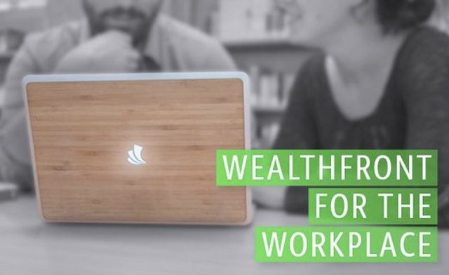 "Google and Palantir join the San Francisco 49ers on Wealthfront ""for the workplace"" featured image"