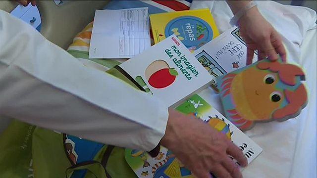 """Nancy : opération """"un bébé, un livre"""" featured image"""