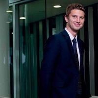 Carl Hotton, Corporate Associate, Freshfields Bruckhaus Deringer