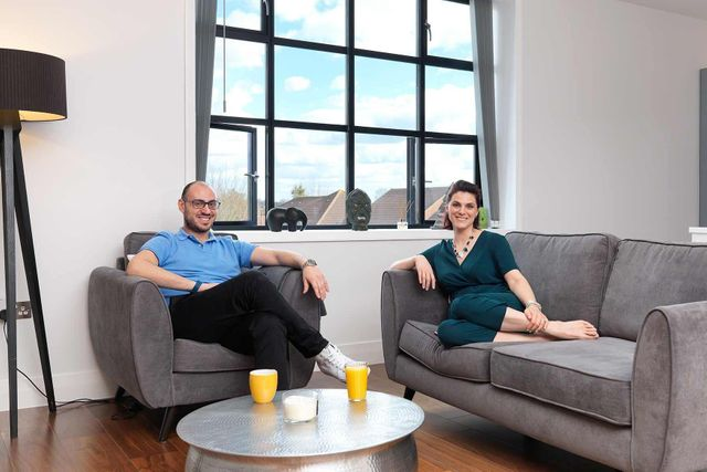 A converted Barnet office block makes a surprisingly successful family home featured image