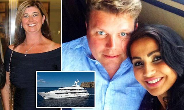 Ex-wife is to claim £150m in divorce after her husband leaves her for their interior designer. featured image
