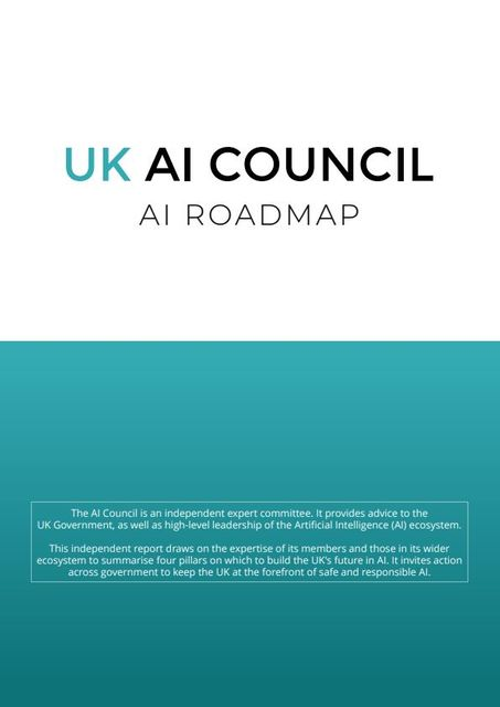 The AI Council calls for a National AI Strategy: building public trust featured image