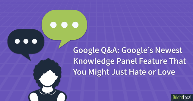 Google Q&A: Google's Newest Knowledge Panel Feature That You Might Just Hate or Love featured image