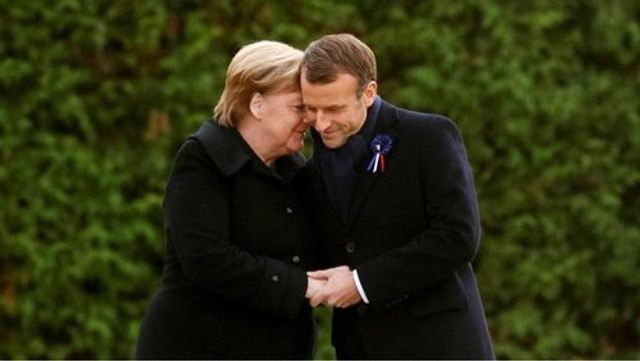 Macron and Merkel show the way featured image