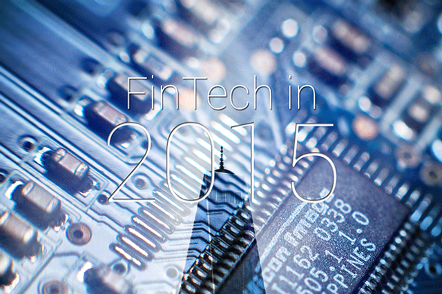 What 2014 Told Us About FinTech in 2015 featured image