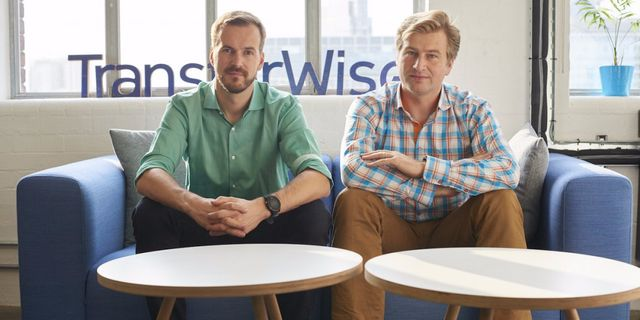 TransferWise raises $280 million from Old Mutual and IVP at $1.6 billion valuation featured image