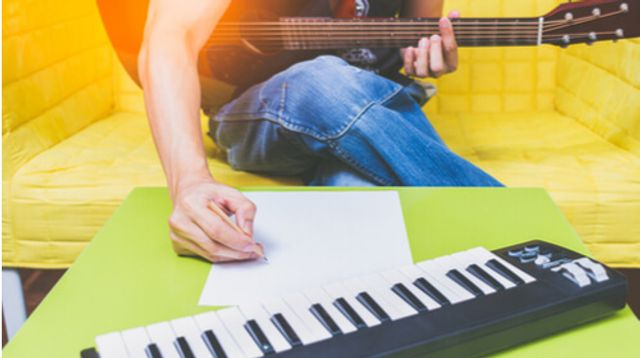 What content marketers can learn from songwriters featured image
