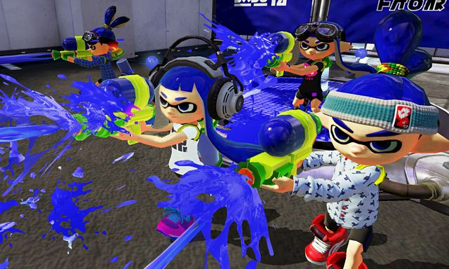 Splatoon! featured image