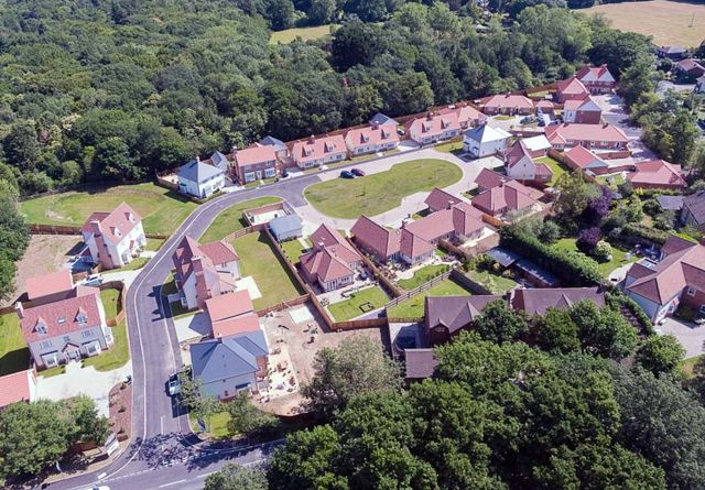 Close Brothers £6m loan to Lynton Homes for 36 new houses in Colchester featured image