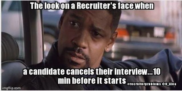 The Recruitment Gods.  Ignore them at your own peril! featured image