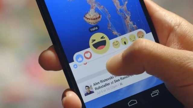 Facebook allows users to express emotion featured image
