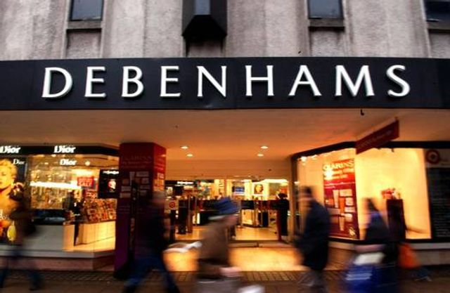 Debenhams attempts to repudiate their leases potentially thwarted. featured image