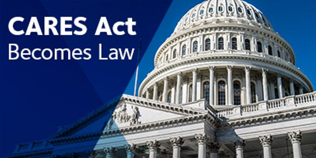 CARES Act Title III – Supporting America's Health Care System in the Fight Against the Coronavirus featured image