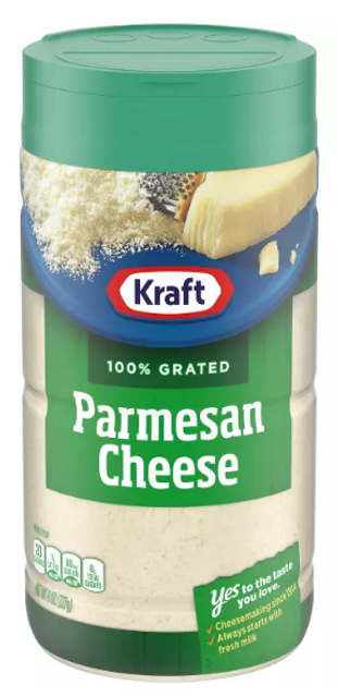 "Does ""100% Grated Parmesan Cheese"" Contain Any Other Ingredients? featured image"