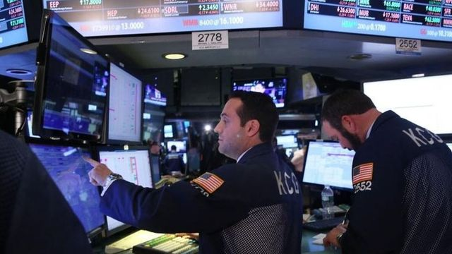 Shares up as global stock market rally continues featured image