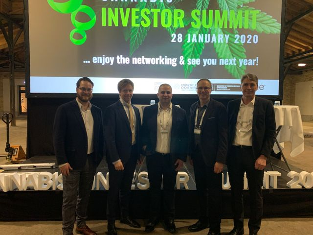 DLA Piper's Dylan Kennett joins panel debate at the Cannabis Investor Summit in Odense, Denmark featured image