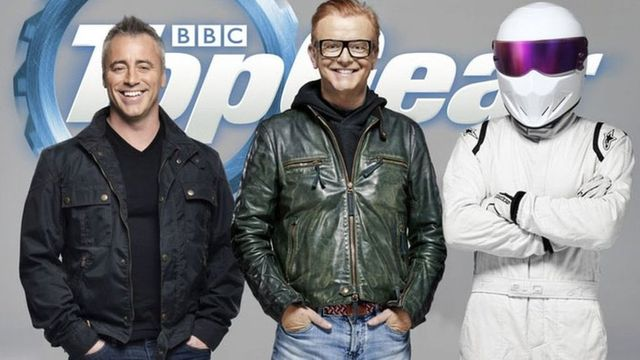 "Top Gear - ""How you doing?"" featured image"
