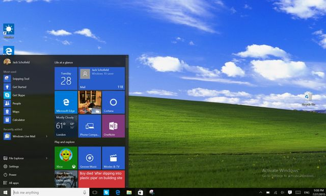 Windows 10 review featured image
