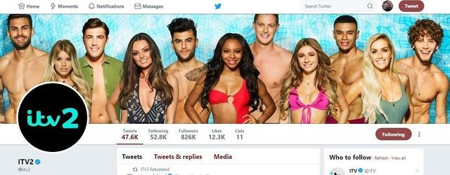 Love Island wins at media branding featured image